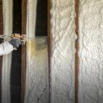spray foam insulation rental