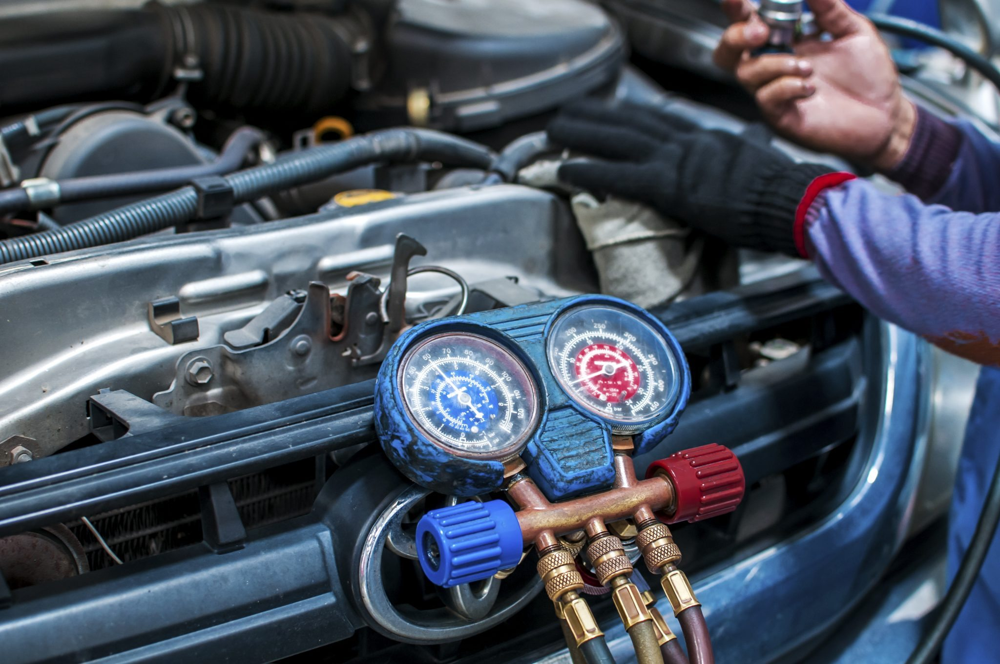 car-ac-pump-service