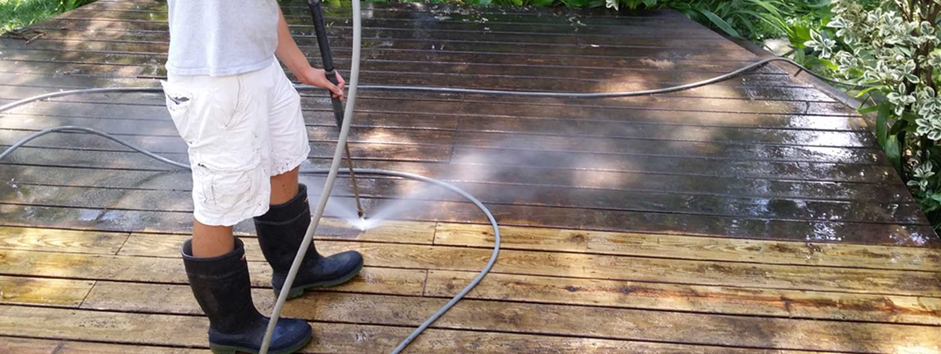 power washing meaning